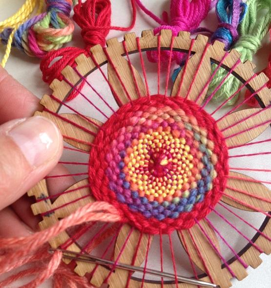 Circle Weaving