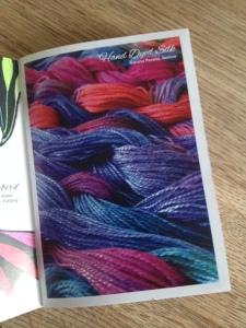 creative fibre 2016 diary1