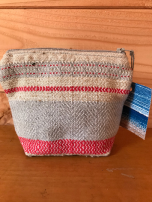 hand woven pouch