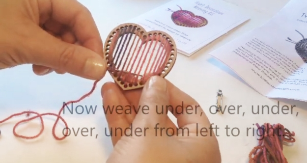 heart video tutorial link